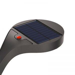 applique exterieur solaire design detecteur de mouvement