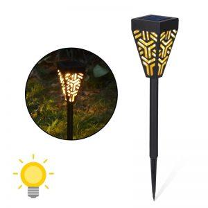 borne lumineuse jardin solaire