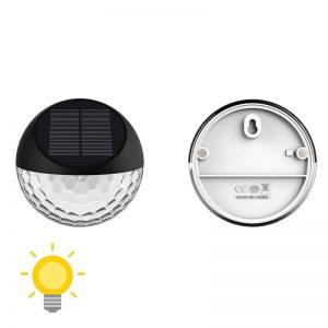 eclairage solaire exterieur pour terrasse jardin