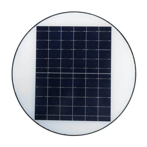 lampadaire exterieur solaire puissant jardin