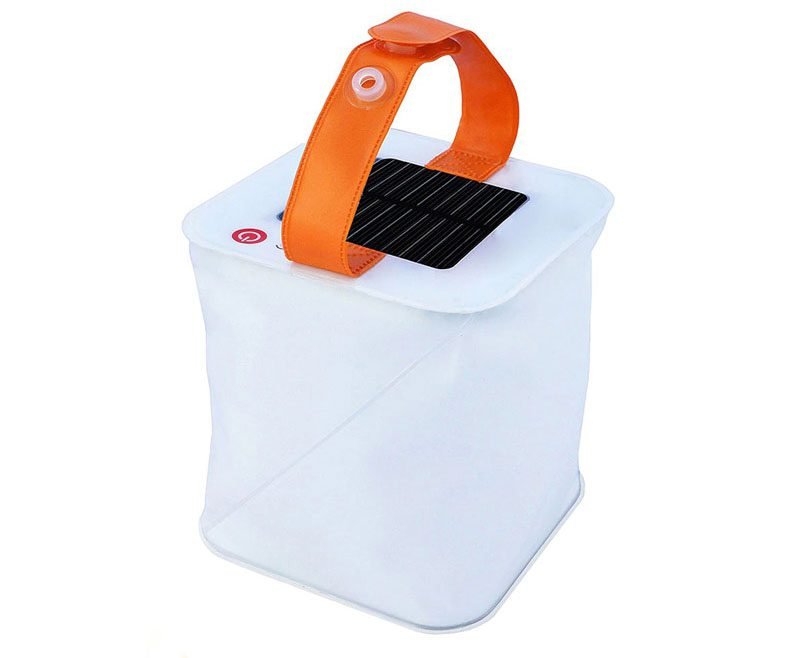 lampe solaire camping led