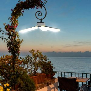 eclairage solaire camping led