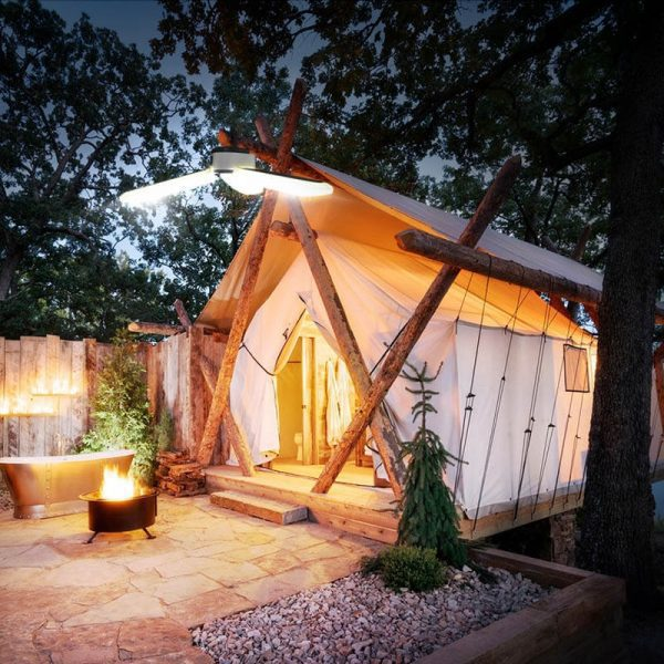 eclairage solaire camping puissant