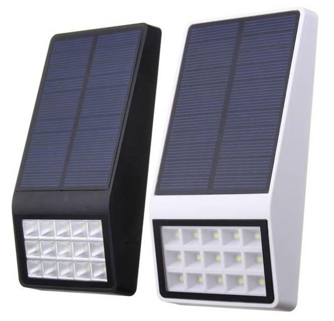 lampe exterieur solaire balcon