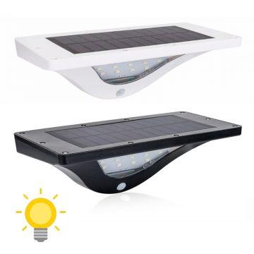lampe extérieure solaire avec détecteur mouvement