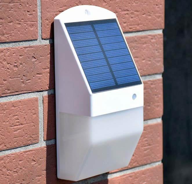 lampe led solaire balcon