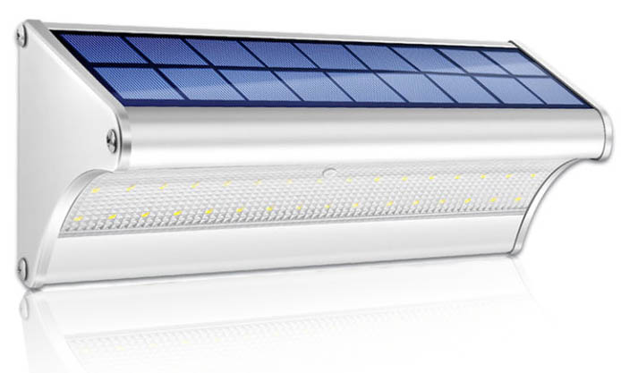 lampe solaire pour balcon