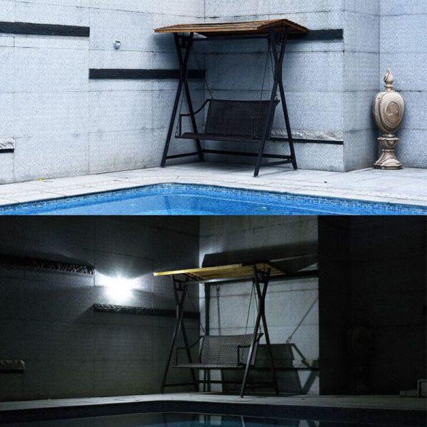 petite lampe solaire avec detecteur led