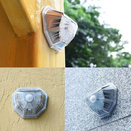 petite lampe solaire avec detecteur puissante