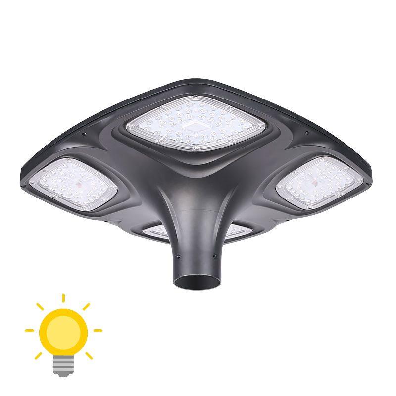 lampadaire solaire pour lotissement 1