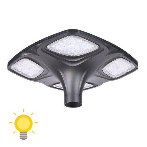 lampadaire solaire pour lotissement