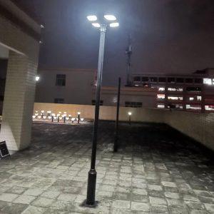 lampadaire solaire pour lotissement urbain