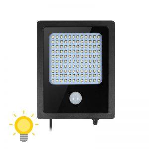 projecteur led exterieur solaire avec detecteur puissant