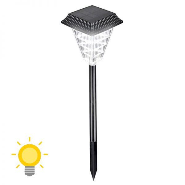 balise led solaire jardin