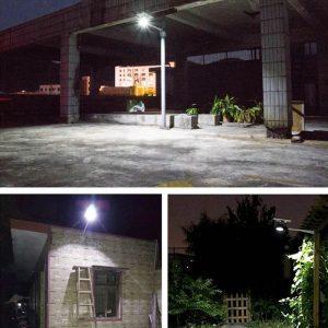 eclairage led exterieur solaire puissant 10w