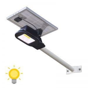 éclairage led extérieur solaire puissant