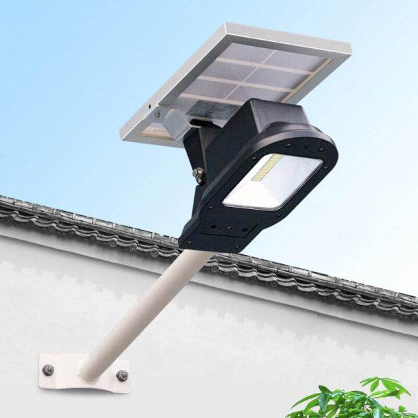 eclairage led exterieur solaire puissant jardin