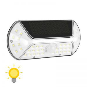 lampe automatique solaire
