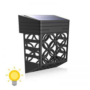 lampe deco exterieur solaire