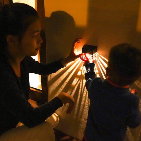 lampe deco exterieur solaire jardin