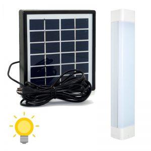 lampe solaire aimanté