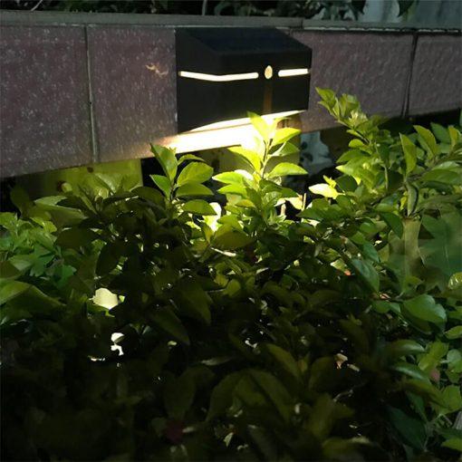 lampe solaire applique murale exterieur