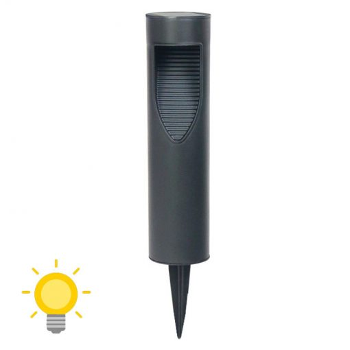 borne led exterieur solaire