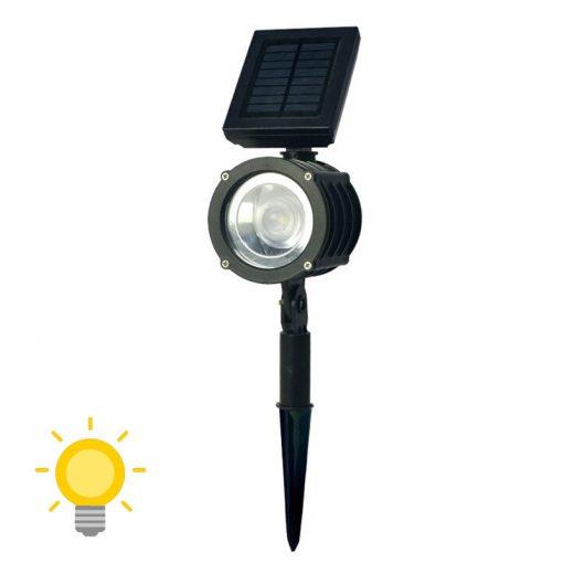 lampe énergie solaire jardin