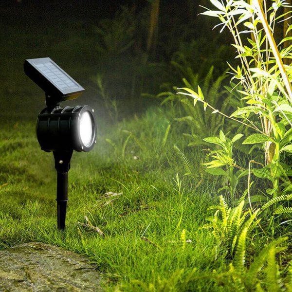 lampe energie solaire jardin autonome 1