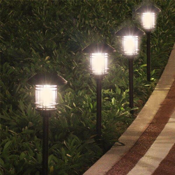 lampe solaire exterieur decoratif led 1
