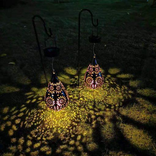 lanterne a energie solaire led