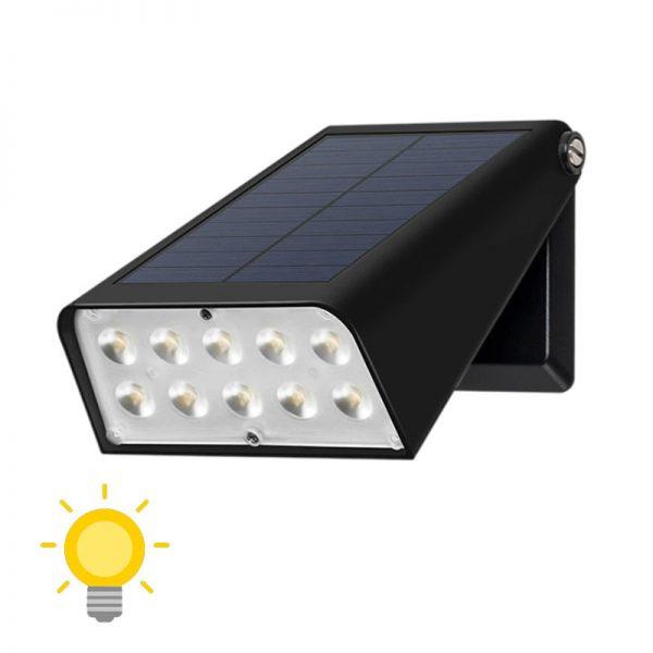 lampe led exterieur sans fil solaire