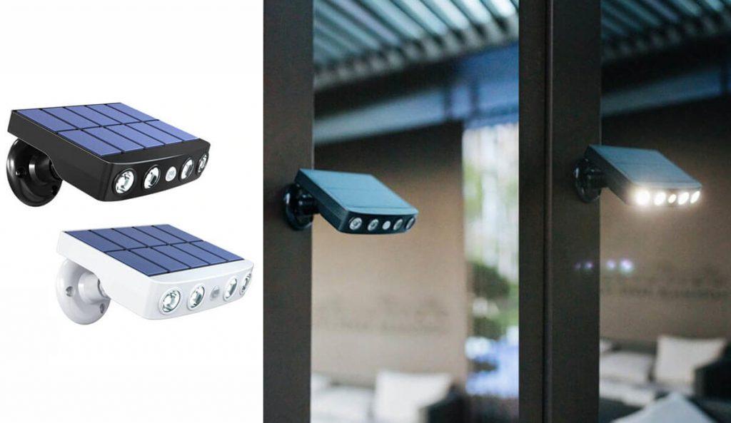 applique solaire exterieur capteur de mouvement