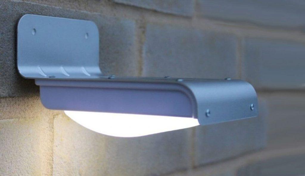 applique solaire exterieur capteur de presence