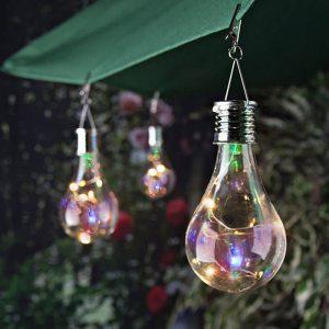 ampoule solaire decorative led