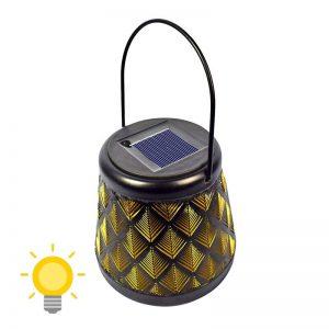 eclairage jardin solaire decoration dexterieur