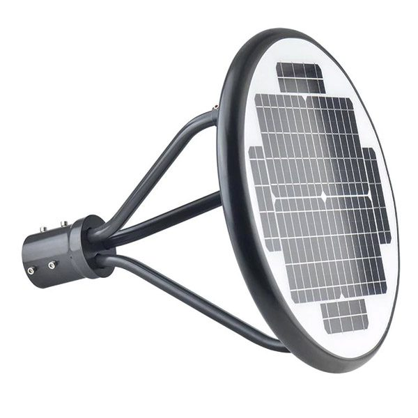 lamapdaire solaire autonome led