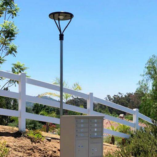 lampadaire solaire autonome prix