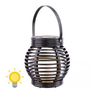lanterne de table solaire