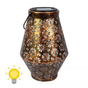 lanterne solaire orientale