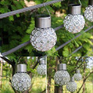 ampoule deco solaire exterieur