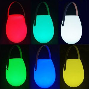 baladeuse solaire lampe