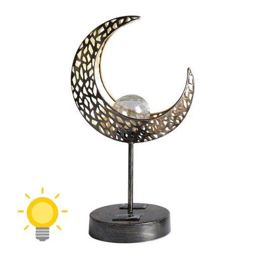 lampe de table solaire design