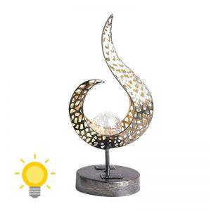 lampe de table solaire design a poser