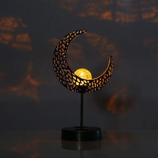 lampe de table solaire design led