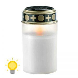 lanterne funeraire solaire exterieur