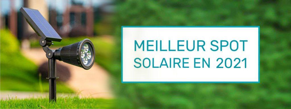 meillleur spot solaire 2021