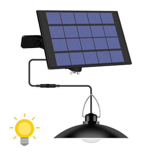 suspension exterieure solaire