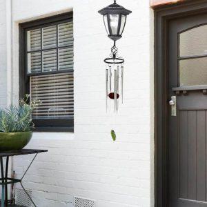 lampe solaire avec carillon exterieur