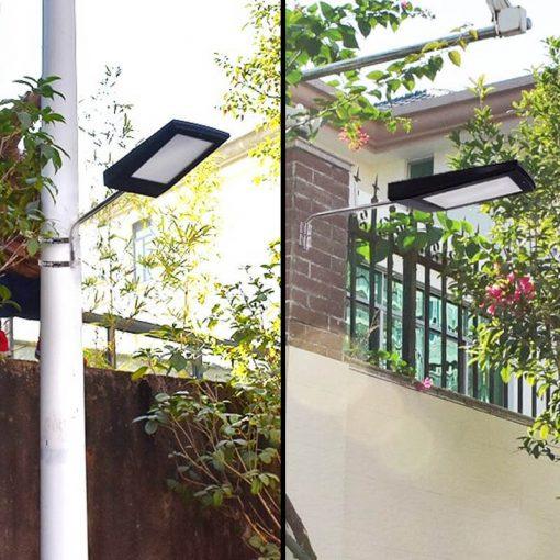 lampe solaire exterieur puissante jardin